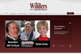 Ron Winders Athens Ga Website Design