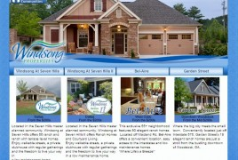 Windsong Properties - Atlanta Web Design